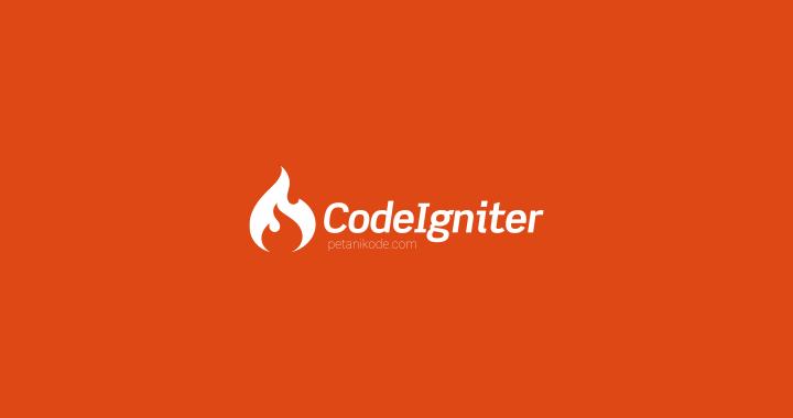 Tutorial Codeigniter #1: Pengenalan Codeigniter untuk Pemula